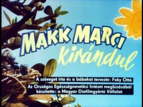 Makk Marci kirándul (Mesefilm)