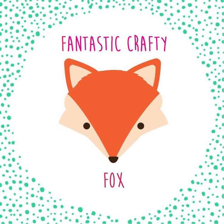My logo #fantasticcraftyfox