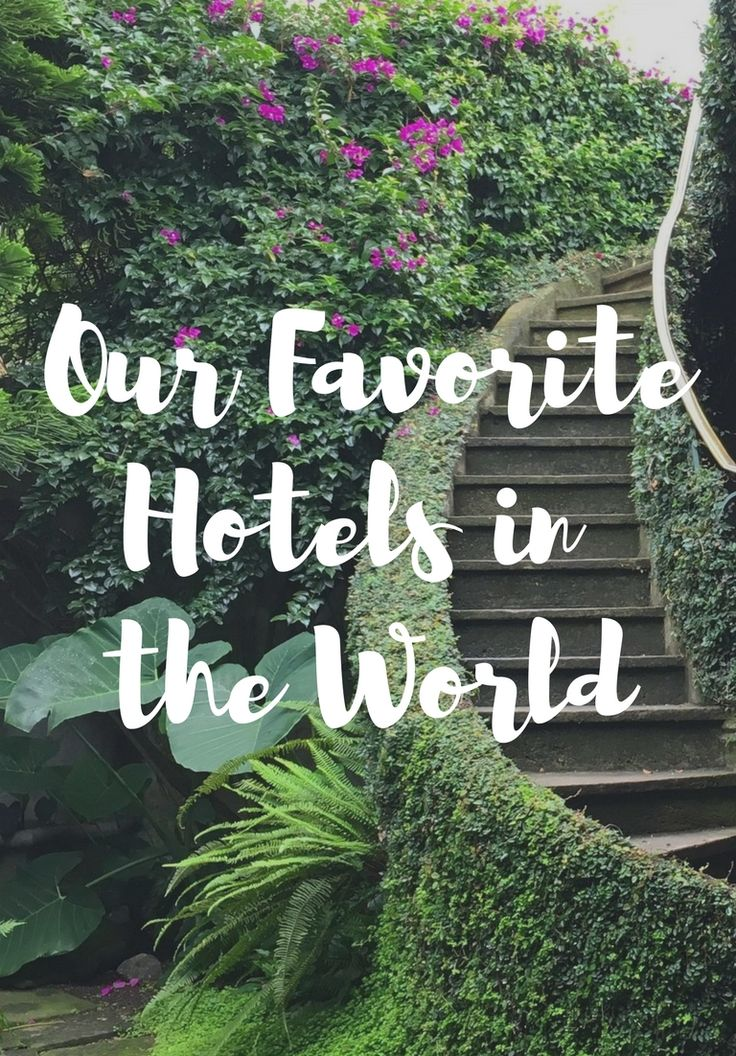 We'll admit it: we're hotel nerds, through and through. Every year, we visit hundreds of properties around the globe—uncovering the hidden gems, reporting on the latest revamps, sussing out the buildings in need of touch-ups, and figuring out what makes a great hotel. From all our travels this year, these 10 spectacular places stood out above the rest.