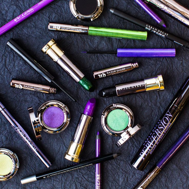Planning out your Halloween costume? We got the perfect shade for every look. #UDHalloween