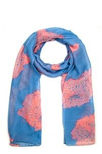 FLOWER SCARF R49.99  Shop it online now at MRP.com