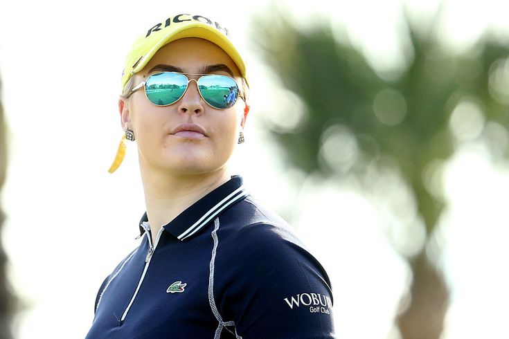 charley hull golfer | Charley Hull v Laura Davies: British maj... | GolfMagic