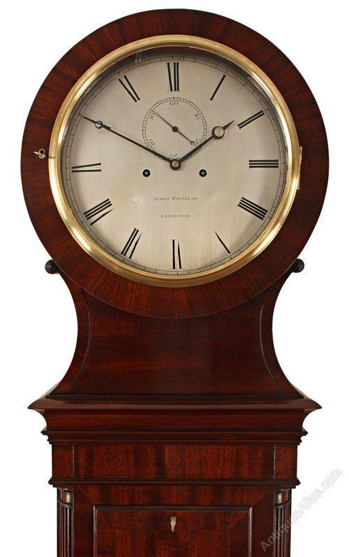 Antiques Atlas   Scottish Longcase Clock By Whitelaw Of Edinburgh. 43 best Antique Longcase   Grandfather Clocks images on Pinterest