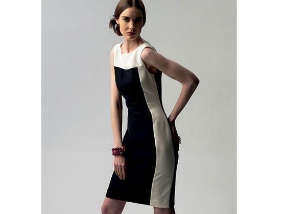Schnittmuster Vogue 1329 Kleid - Vogue Schnittmuster Kleider - im Online-Shop günstig kaufen