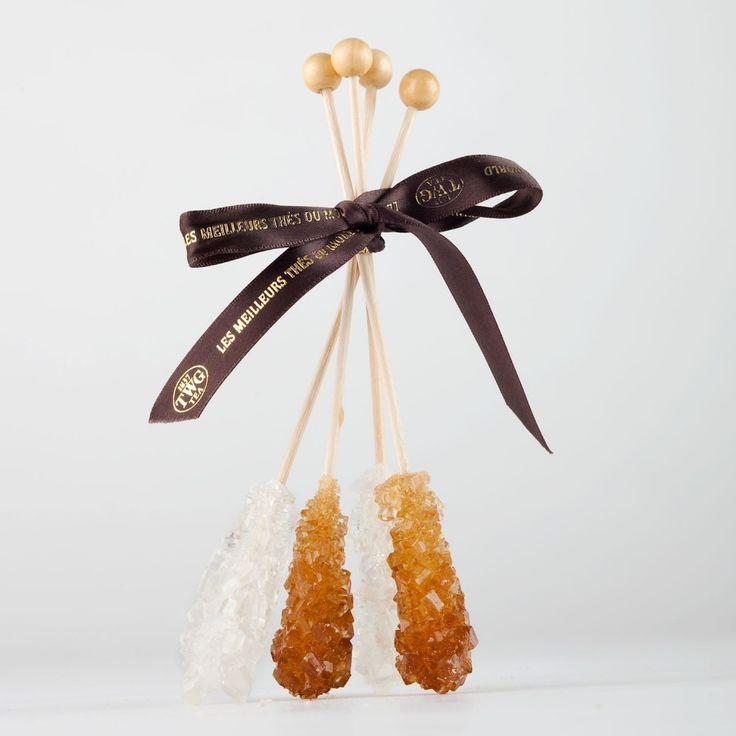 TWG Tea Sugar Sticks