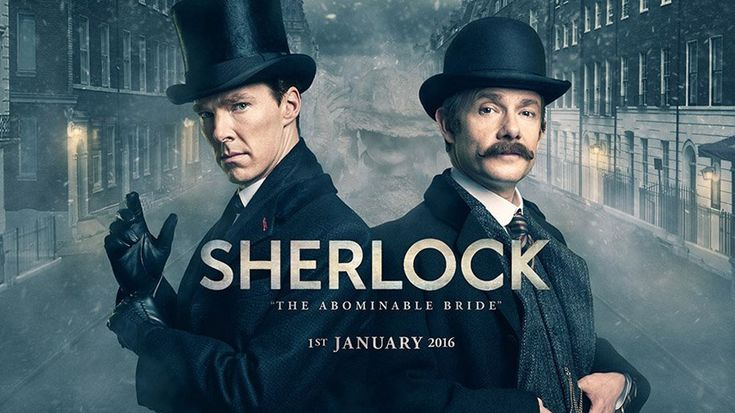 Sherlock Christmas special The Abominable Bride