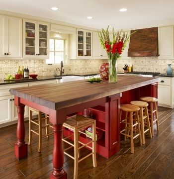 9 Ideas Pictures To Create An Oasis Of Your Kitchen Island