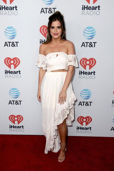 TV personality JoJo Fletcher attends the 2017 iHeartCountry Festival, A Music Experience by AT&T at The Frank Erwin Center on May 6, 2017 in Austin, Texas.