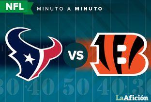 Texanos vs Bengalíes NFL 2017 en vivo (10-6) MINUTO A MINUTO - Milenio.com