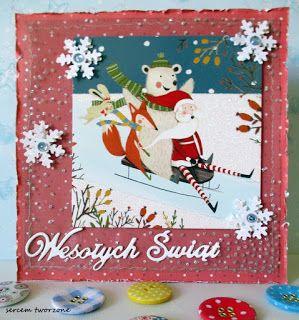 sercem tworzone: 1561/ Sierpniowe Bożonarodzeniowe z humorem...