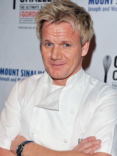 Chef Gordon Ramsey dishes on the frozen ingredient that saves him time in the kitchen.
