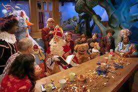 Sinterklaas Sesamstraat