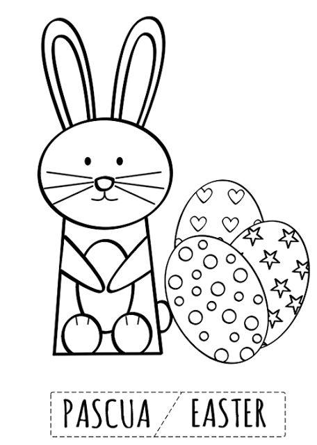 Conejo de pascua easter bunny pascuas pinterest for Manualidades pascua