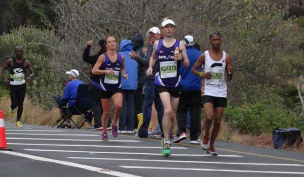 Tips for Running silver at Two Oceans Ultra Marathon by Elite Athlete David Ashworth  #born2run #running #nutreats