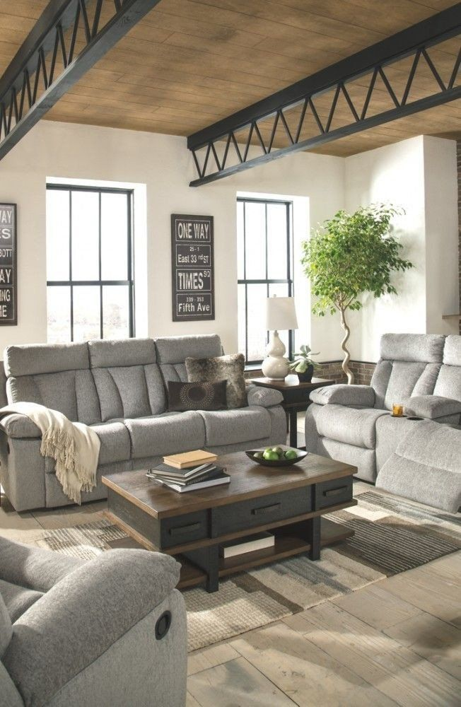 Small Living Room Recliners Mitchiner Fog Rocker Recliner In 2019 In 2020 Farm House Living Room Livingroom Layout Living Room Remodel