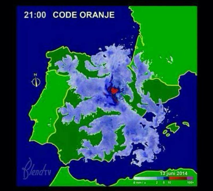 Inhakers Spanje Nederland WK2014