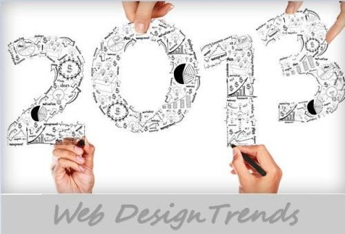 Latest 2013 Web Design Trends Every Business Should Follow