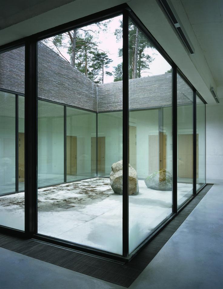 Gallery - The New Crematorium, The Woodland Cemetery / Johan Celsing Arkitektkontor - 14