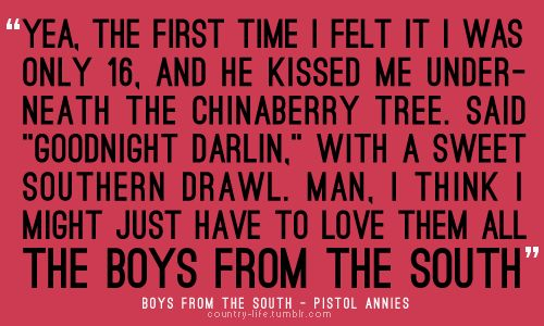 Pistol Annies: The South, Country Girl, Quotes, Country Music, Pistol Annies, Pistolannies, Pistols, Southern Boys