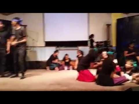 {Blogl Excellent dance - telugu and hindi  christian song fusion