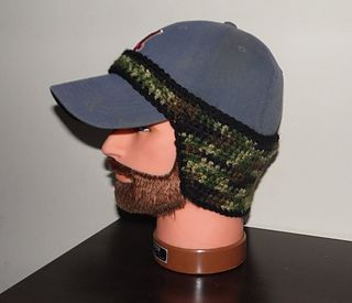 Quick and Easy great gift for men! Great way to use up left over balls of yarn. Uses single and double crochet.