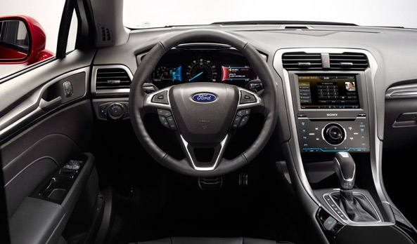 Interior. InteriorEl ControlFord Sync2013 Ford FusionInternet ... Photo Gallery