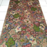 "Kain batik Tulis halus motif ""SEKAR JAGAT"" SBL. 590"