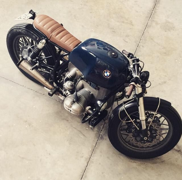 Madrid nights >> CRD#61 by Cafe Racer Dreams