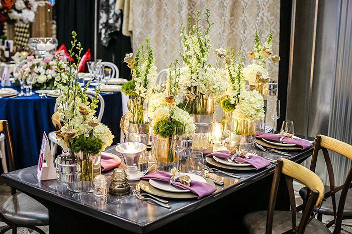Cleveland 2018 Bridal Show Decor