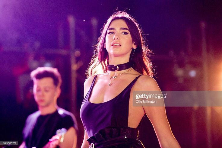 Dua Lipa performs onstage during Day 1 of Wireless Festival 2016 at Finsbury Park on July 8, 2016 in London, England.