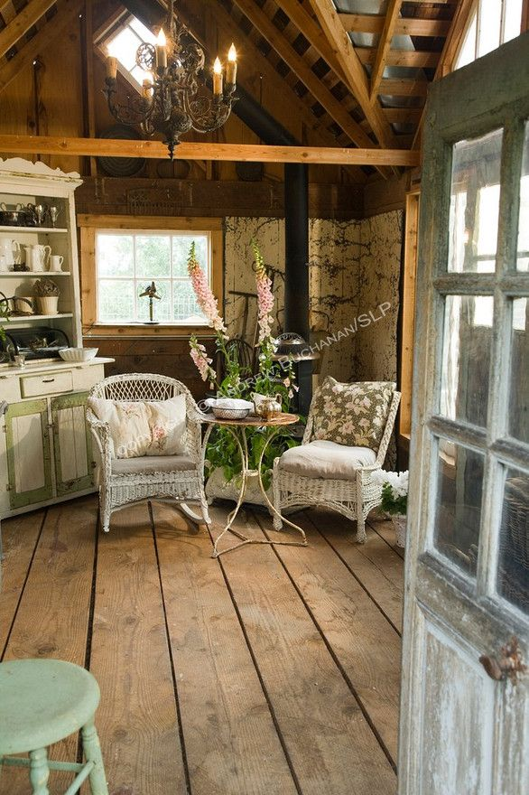 1154 Best Images About She Sheds On Pinterest Outdoor