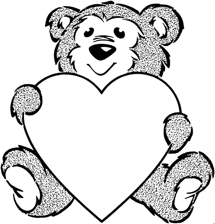 Herz malvorlage 02 Herz ausmalbild Herz malen Ausmalbilder
