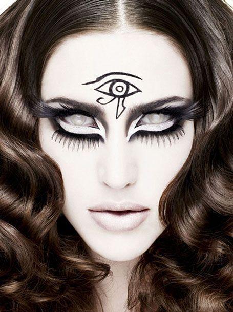 144 best images about halloween makeup on Pinterest   Halloween ...