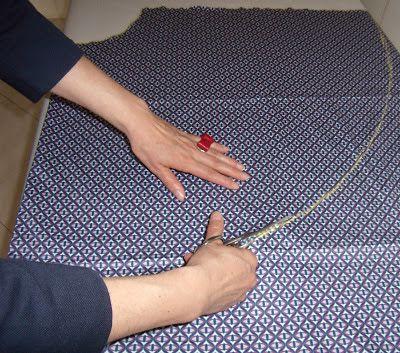 PASSO A PASSO COMO CORTAR SAIA GODÉ Este método de cortar saia godé é simples fácil de aprender e o resultado final é sempre o que se pretende. Veja com at