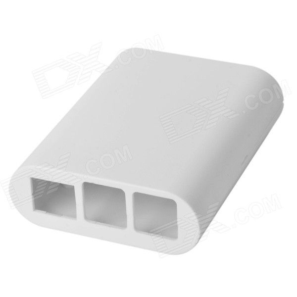 ABS Enclosure Case Shell Cover Housing for Raspberry Pi 2 Model B / B+ - White. Easy to install; Good for making the Pi as a STB or Linux mini computer.. Tags: #Electrical #Tools #Arduino #SCM #Supplies #Raspberry #Pi