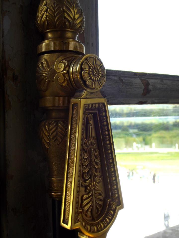This Is Versailles Gallery Door Handles