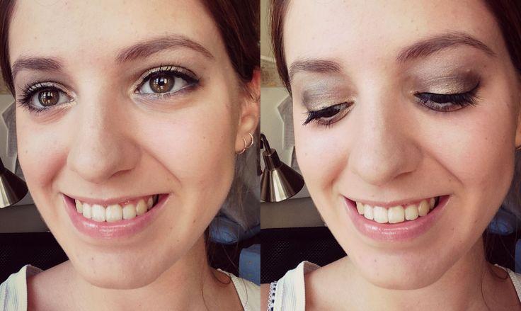 Maquillaje para Ojos Marrones Verdosos  ||  Hazel Eyes (Green Pop) || Ma...