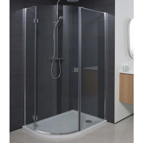 Simpsons Design Offset Quadrant Shower Enclosure