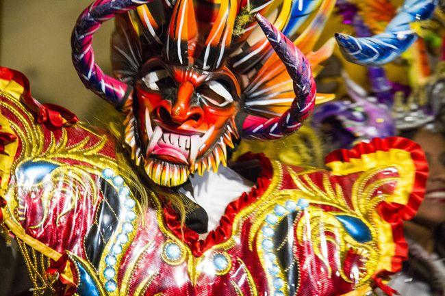 Puno, Peru: Come for the Folklore Puno - Diablada http://www.viajesmachupicchu.com/