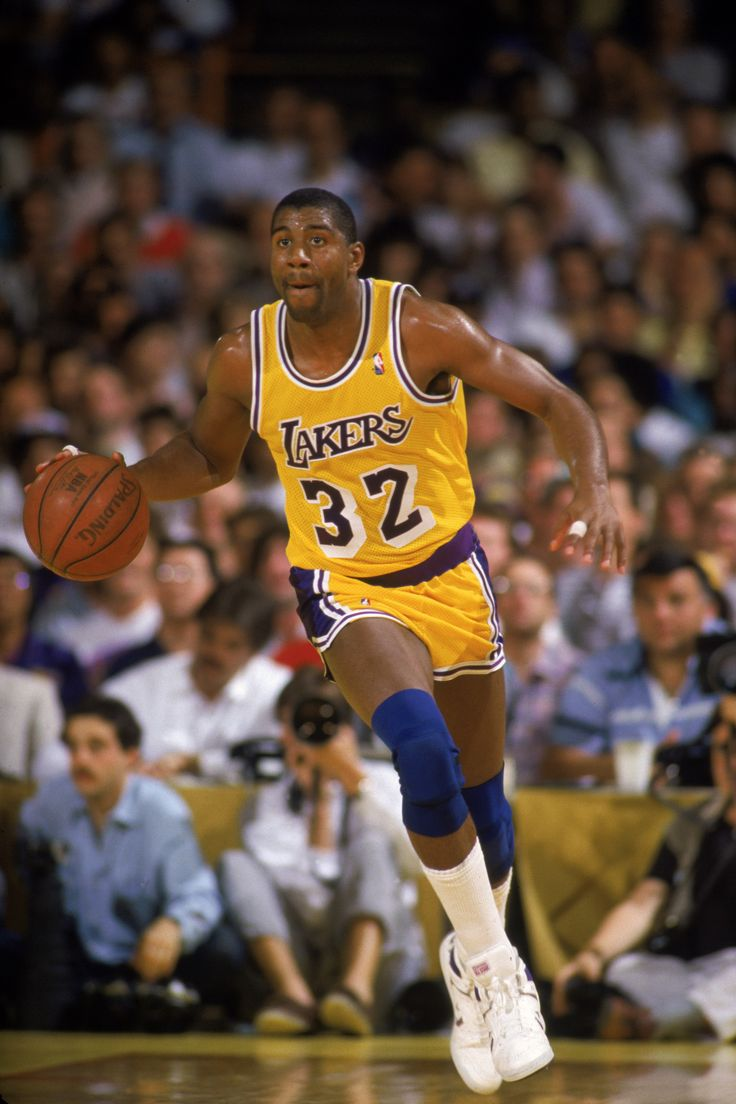 Teams f4 why haven t the los angeles lakers done a trade yet t252325 - This Photo Art Piece Captures Magic Johnson Of The Los Angeles Lakers Leading The Fast Break At The Great Western Forum In 1987