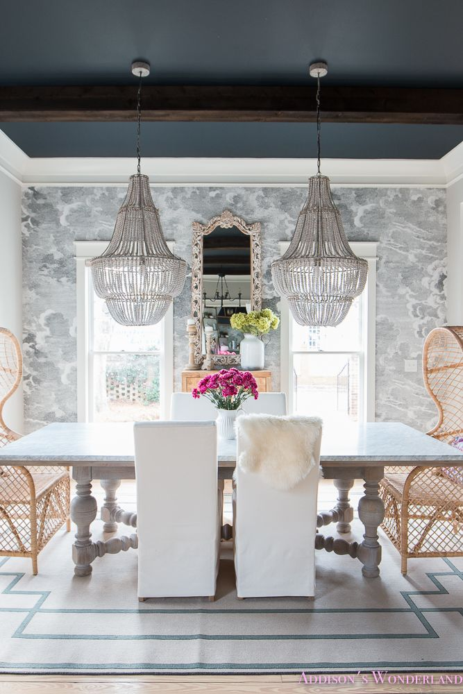 elegant-fun-vintage-boho-dining-room-reveal