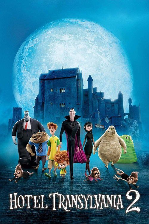 Watch Hotel Transylvania 2 Full-Movie
