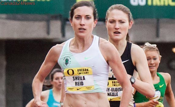 Sheila Reid meets 1,500m qualifying standard for track worlds