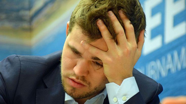 Magnus Carlsen er kåret til årets idrettsutøver for 2016 i VG.