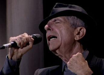 Übersetzung von Leonard Cohen - Halleluja