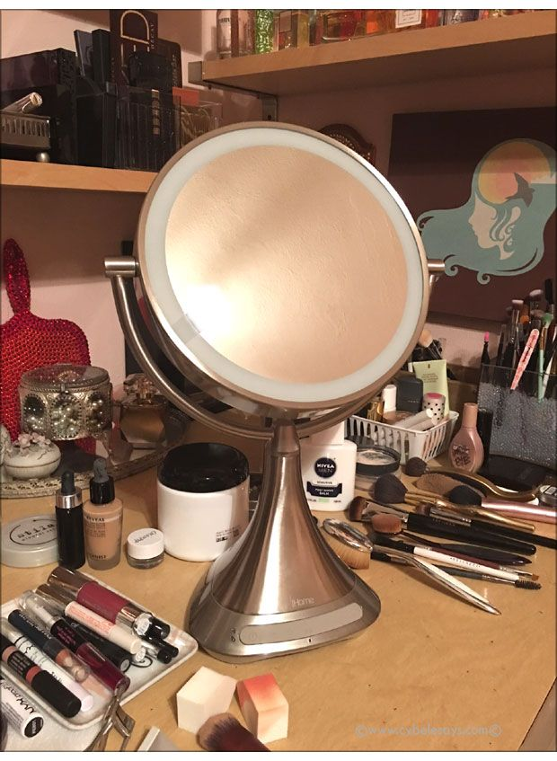 Did you see that @ihome has gotten into the beauty game with their latest release? #makeup