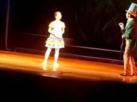 моя культурная вылазка на детский балет  в оперном театре