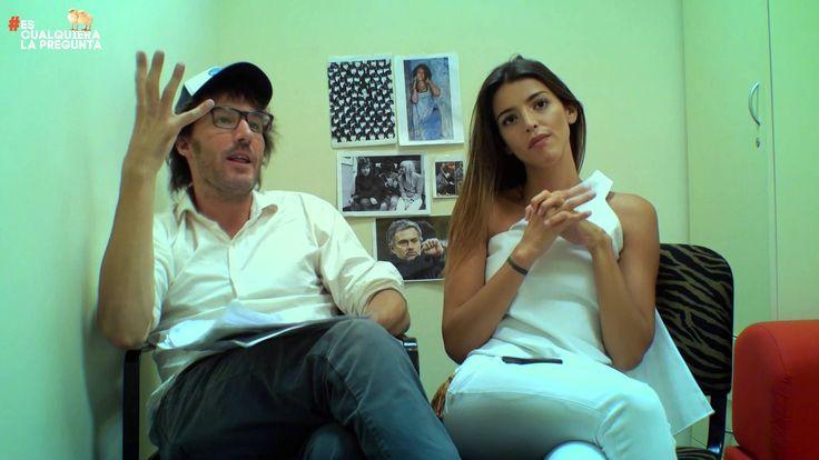 Más contenido exclusivo en http://telefe.com #EsCualquieralaPregunta se trata de entrevistas diferentes. Las figuras del canal responden a preguntas que abar...