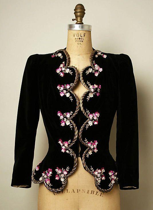 Elsa Schiaparelli @vintageclothin.com