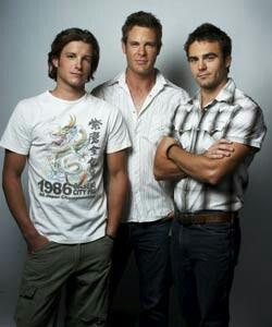 Hot aussie blokes... nothing better...